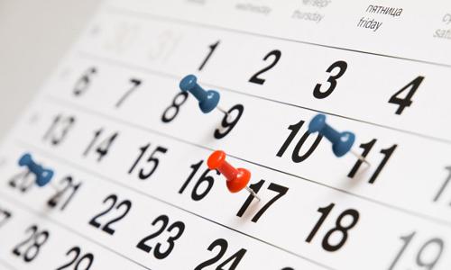 Término de clases del Semestre Otoño 2018-01