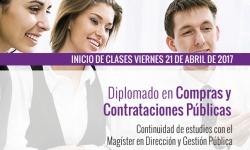 Inicio de clases Diplomado en Compras y Contrataciones Públicas