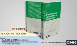 """Presentación del libro """"La constitución social, política y moral de la economía chilena"""""""